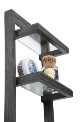 Wall Shelf Zone Wall shelf zone - Dark oak