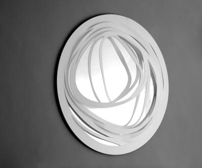 Web Mirror Frame