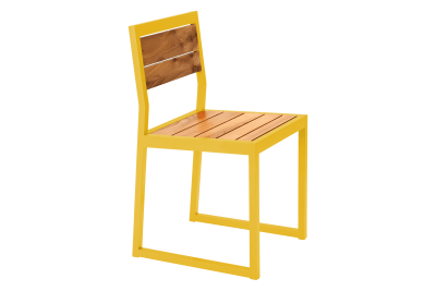 Wild Beauty Dining Chair Yellow