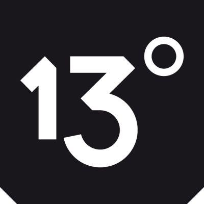 dreizehngrad logo