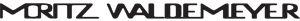 Moritz Waldemeyer logo