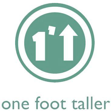 One Foot Taller logo