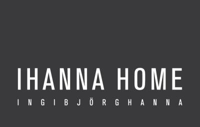 IHANNA HOME logo