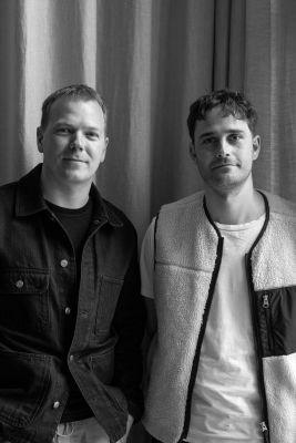 Matias Møllenbach and Nick Rasmussen
