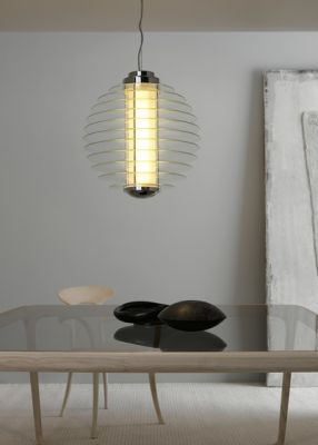 0024 Suspension lamp by FontanaArte