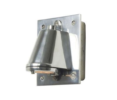 0750 Mast Light with Cast Transformer Box, Anodised Aluminium by Davey Lighting Limited