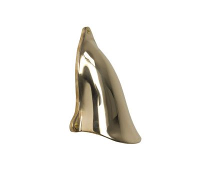 2467 Motorboat Ventilator Cover, Polished Bronze by Davey Lighting Limited