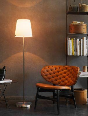 3247 Floor lamp by FontanaArte