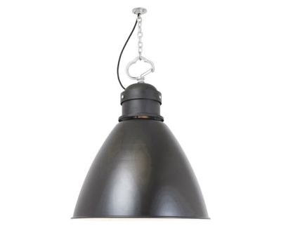 7380 Large Pendant, Black by Davey Lighting Limited