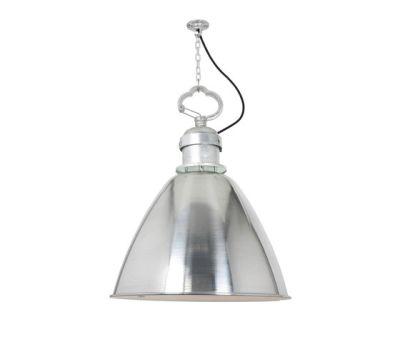 7380 Medium Pendant, Aluminium by Davey Lighting Limited
