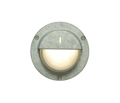 8591 Wall/Ceiling Light, Eyelid Shield, Aluminium by Davey Lighting Limited