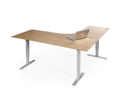 Aero Flex - electric sit & stand frame by Swedstyle