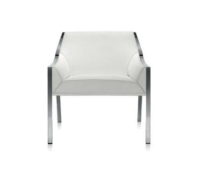 Aileron L lounge armchair by Frag