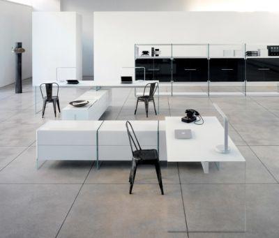 Air Desk 1 by Gallotti&Radice