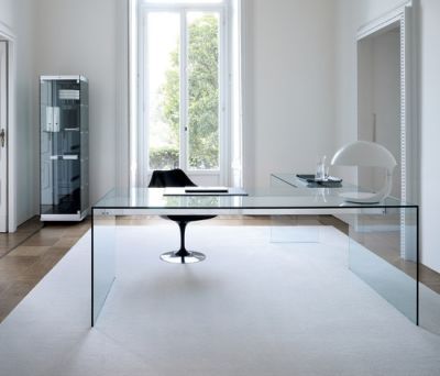 Air Desk L by Gallotti&Radice