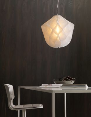 Albedo Suspension lamp by FontanaArte