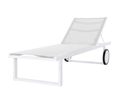 Allux lounger by Mamagreen