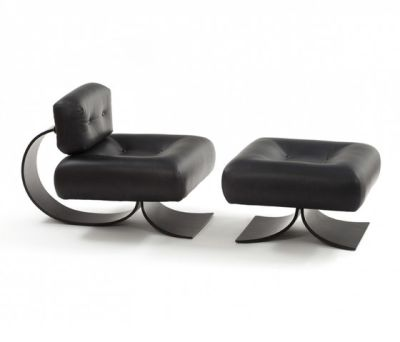 Alta Lounge Chair by Espasso