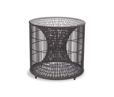 Amaya End Table by Kenneth Cobonpue