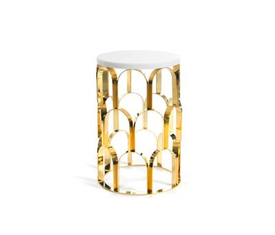 Ananaz | Side Table by GINGER&JAGGER