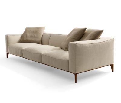 Aton Sofa by Giorgetti