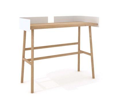 B-Desk White