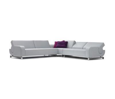 B-Flat Corner sofa by Leolux