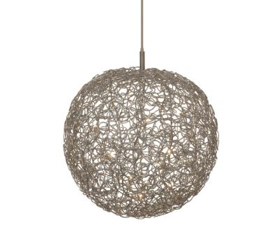 Ball pendant light 80 by HARCO LOOR
