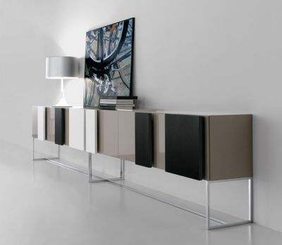 Bar Code Sideboard by Bross