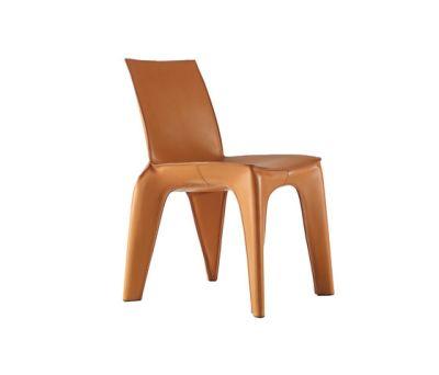 BB chair by Poliform 26 invecchiato