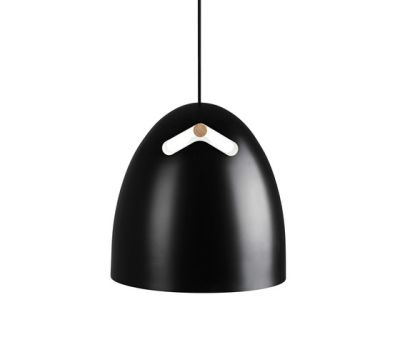 Bell+ 50 P1 Pendant oak-black by Darø