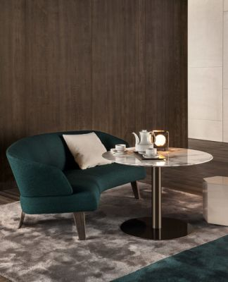 Bellagio Lounge Bronze H61 by Minotti