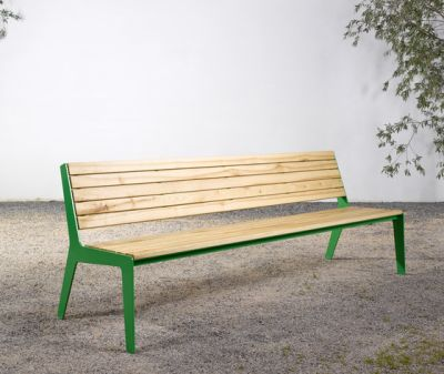 Bench on_08 by Silvio Rohrmoser