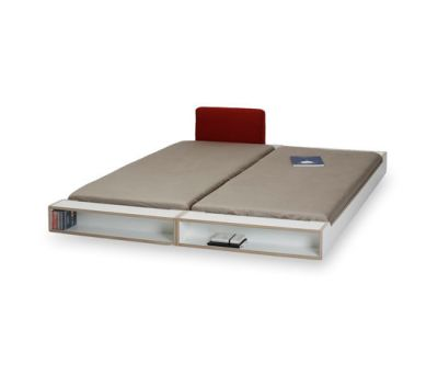 bianca platform Bed by maude