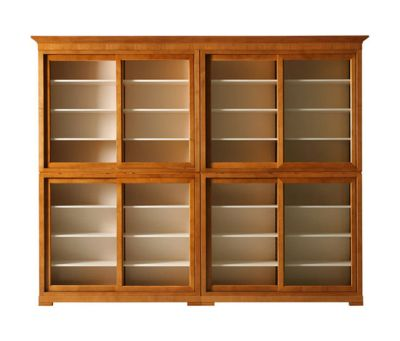 Biedermeier Composition 4 Modular Book cases