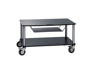 BigBase TV-Trolley with 2 shelfs + DVD t by Cascando