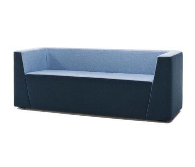Bit sofa by Martela Oyj