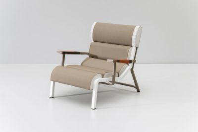 Bob club armchair by KETTAL