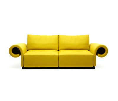 B.olide | 2-seater sofa by Mussi Italy