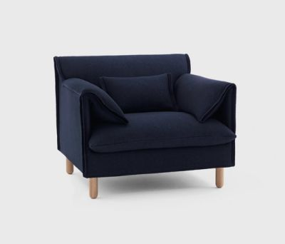 Boo Armchair by Comforty