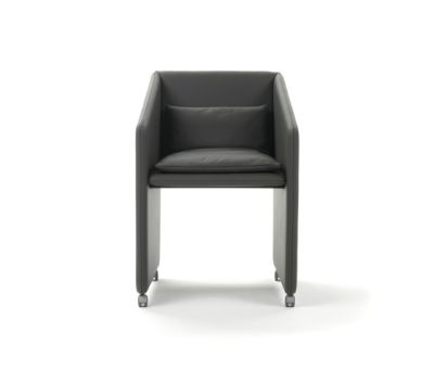 Box Armchair by Giulio Marelli