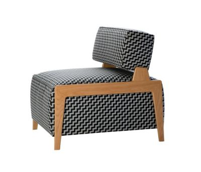 Box Wood Chair by Inno
