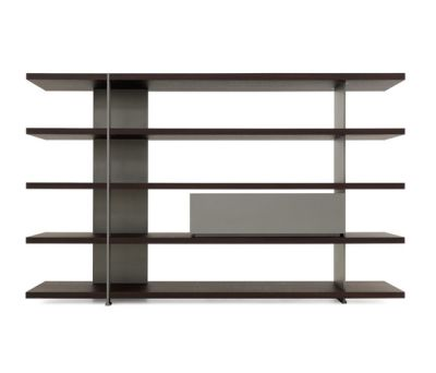 Bristol System Bookcase by Poliform