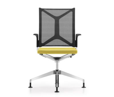 CAMIRO Work&Meet swivel conference chair by Girsberger