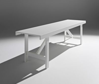 Capriata table by HORM.IT