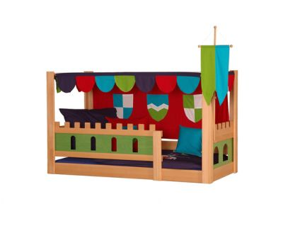 Castle poster bed DBA-208.4 by De Breuyn