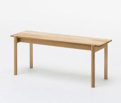 Castor Bench by Karimoku New Standard