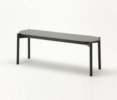 Castor Dining Bench by Karimoku New Standard
