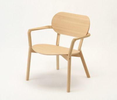 Castor Low Chair by Karimoku New Standard