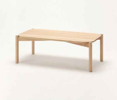 Castor Low Table 100 by Karimoku New Standard